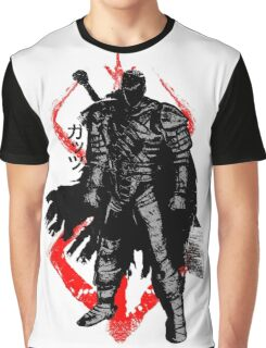 Crimson Guts Graphic T-Shirt