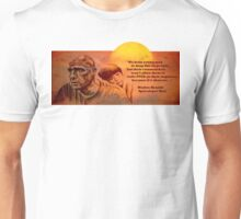 Marlon Brando as Colonel Kurtz Unisex T-Shirt