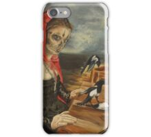 IV (Death) iPhone Case/Skin