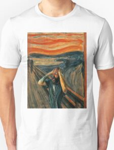 The Scream (Death Grips) Unisex T-Shirt