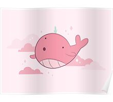Tiny Floating Whale // Steven Universe Poster