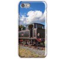 Steam Locomotive Ajax iPhone Case/Skin
