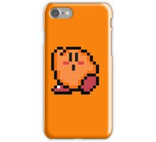 Kirby (Orange) iPhone Case/Skin