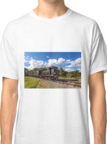 Steam Locomotive Ajax Classic T-Shirt