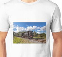 Steam Locomotive Ajax Unisex T-Shirt