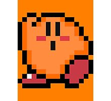 Kirby (Orange) Photographic Print