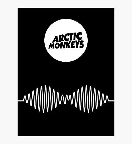 Artic Monkeys Photographic Print
