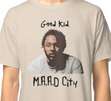 King Kendrick X MAAD City Classic T-Shirt