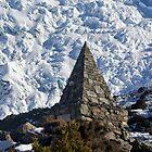 Climbers Memorial by Charles Kosina