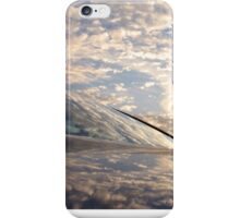 Cloudy Sky - Mirror Image iPhone Case/Skin