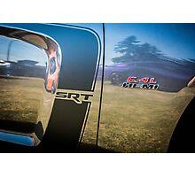 Dodge Charger SRT 6.4 Hemi  Photographic Print