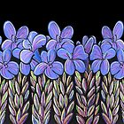 Perfect Pastels - Eremophila Veronica by Georgie Sharp
