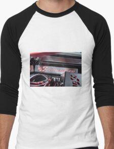 Custom Dodge Challenger R/T 100 year anniversary Men's Baseball ¾ T-Shirt