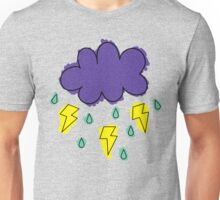 Electric storm. Unisex T-Shirt