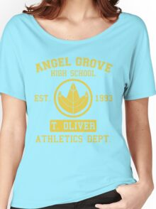 Angel Grove H.S. (Green Ranger Edition) Women's Relaxed Fit T-Shirt