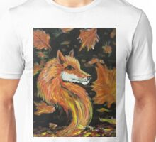 Fall Fox Unisex T-Shirt