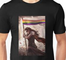 Commander of the Rainbow Unisex T-Shirt