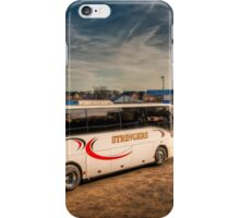 One of Stringers (of Pontefract) Coaches iPhone Case/Skin