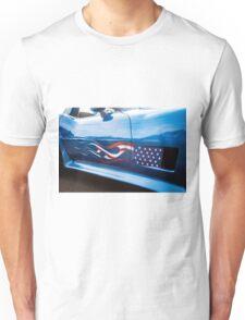 Patriotic Chevy Corvette  Unisex T-Shirt