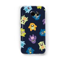 Seamless pattern with cute monsters. Samsung Galaxy Case/Skin
