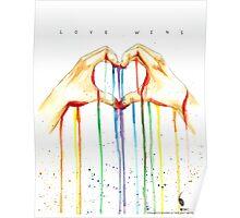 Love Wins (Orlando tribute) Poster