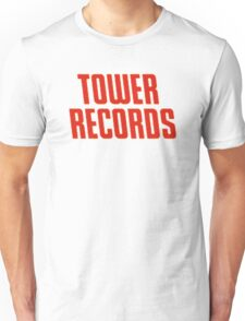 Tower Records Unisex T-Shirt