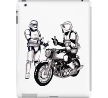 Stormtroopers with Norton iPad Case/Skin