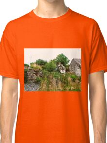 Another abandoned cottage - Donegal, Ireland Classic T-Shirt