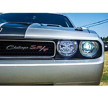Dodge Challenger SRT Photographic Print