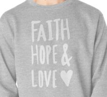 Faith Hope and Love x Mustard Pullover