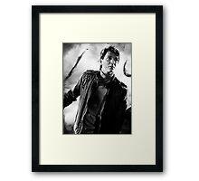 George Weasley Framed Print