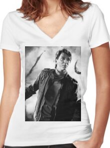 George Weasley Women's Fitted V-Neck T-Shirt