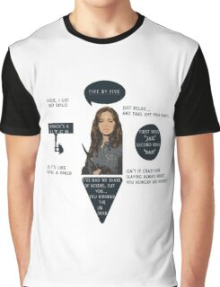 Faith Lehane - BTVS  Graphic T-Shirt