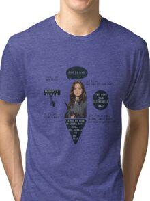 Faith Lehane - BTVS  Tri-blend T-Shirt