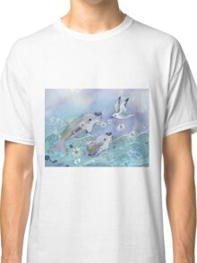 Dolphin Gifts Classic T-Shirt