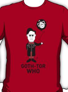 GOTH DR WHO T-SHIRT T-Shirt