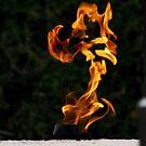 JFK Eternal Flame, by AnnDixon