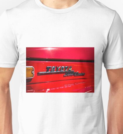 Toyota Land Cruiser emblem Unisex T-Shirt
