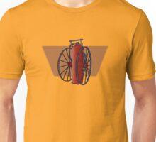 Pump Cart. Unisex T-Shirt