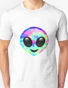 Trippy Alien Unisex T-Shirt