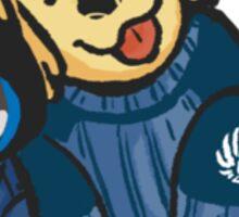Mako and Raleigh doge Sticker