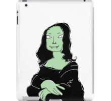 Halloween vamp iPad Case/Skin