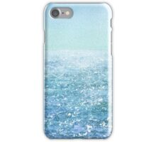 Gazing Out to Sea iPhone Case/Skin