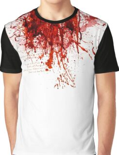 Blood (Last Breath) Graphic T-Shirt