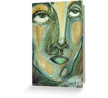 Autumn Beauty by Stephen Serra Greeting Card