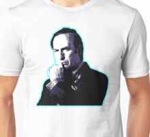 Awesome Saul Goodman - Stencil - Breaking Bad Better call Saul - Street art Graffiti Popart Andy warhol Unisex T-Shirt