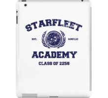 Starfleet Acadmey Class of 2258 iPad Case/Skin