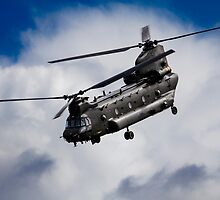 CH47 Chinook  by J Biggadike