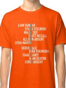 Teen Wolf Beacon Hills 2 Classic T-Shirt
