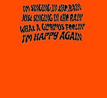 Singing Clockwork Unisex T-Shirt